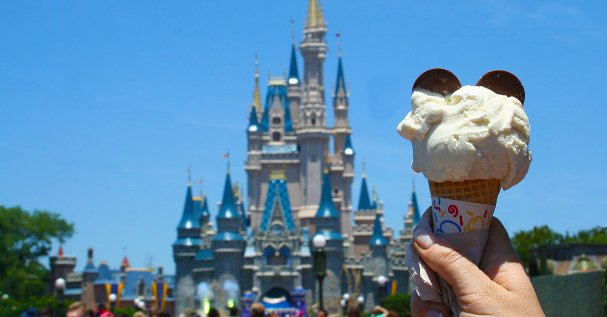Castle Ice Cream