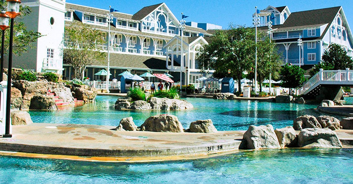Beach Club Pool When You Re Trying To Organize A Trip Walt Disney World Cutting Corners Is Very Difficult It Might Be Tempting Skip Stay At