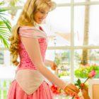 Have tea with Princess Aurora in Disney's Grand Floridian Resort.