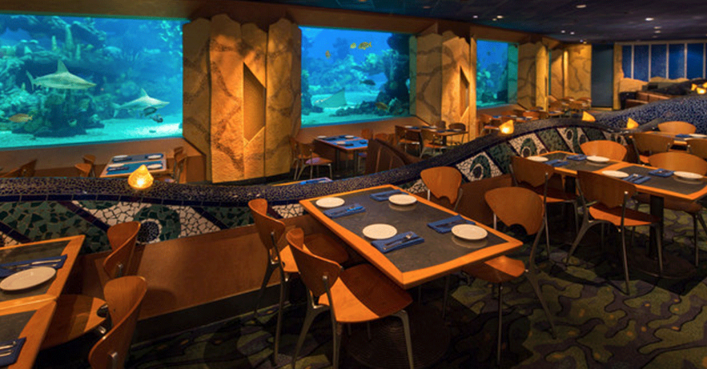Coral Reef Epcot