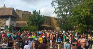 Animal Kingdom Crowd