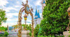 Disney Castle Wishing Well