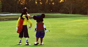 Disney World Golf