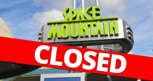 Closed Space Mountain