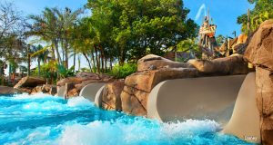 Waterparks Disney