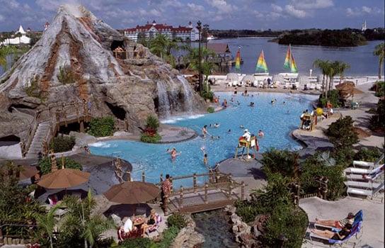 5 Walt Disney World Resorts With The Best Pools