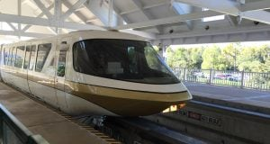 Grand Floridian Monorail