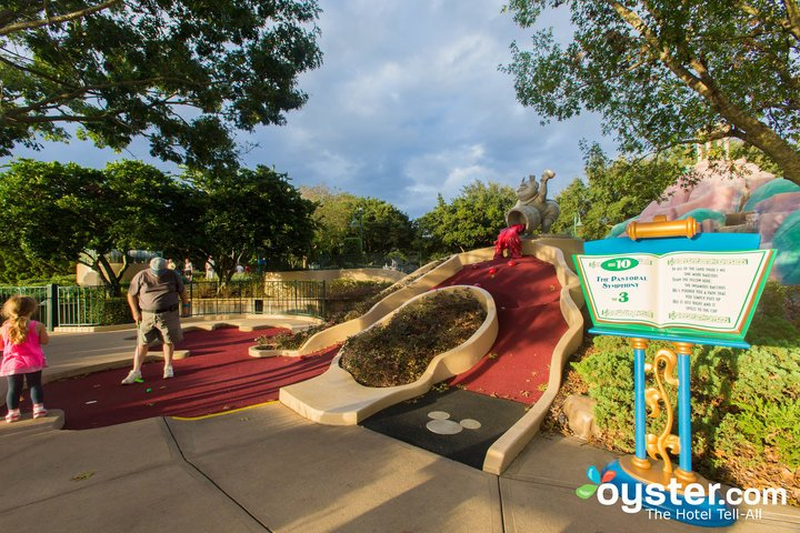8 Things You Will Love About Fantasia Miniature Golf At Walt Disney World How To Disney